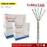 Cáp Mạng Golden Link Plus UTP CAT6 (305m)
