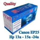 Hộp Mực HP 13A - 15A - 24A - Canon EP25 Quality