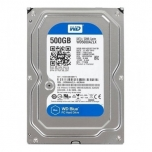 Ổ cứng WD 500GB-5000AZLX Blue